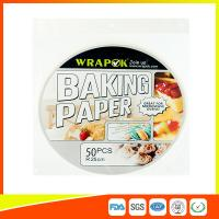 China Food Baking Paper Sheets Kitchen Perforated Parchment For Household wholesale