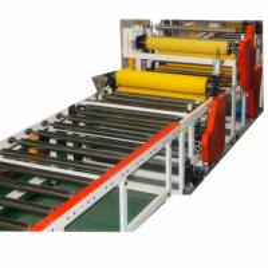 China Ceiling Board Lamination Machine Gypsum Board Perforating Machine wholesale