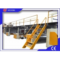 China Carton Box 180m / Min Corrugated Cardboard Production Line on sale