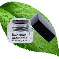 China Black Brown Permanent Makeup Pigments Coloring easily and strongly wholesale