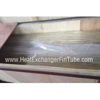 China Plain / Beveled / Treaded End Copper Nickel Tubes , smls CuNi 90/10 Pipe on sale