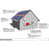 China Durable Residential Solar Power Systems , All In One Home Solar Power System on sale
