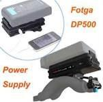 China OEM Fotga DP500systom BP battery power supply with V mount for DSLR HDMI with USB socket wholesale