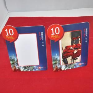China Guangdong frames customized size/shape/logo printable paper photo frame bulk wholesale