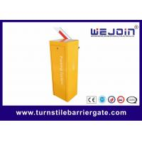 China Economic Parking Barrier Gate System / Manual Release Electronic Boom Barrier Security wholesale