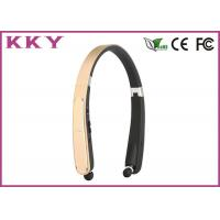 Quality Wireless Bluetooth Earphones CSR CVC Noise Reduction Headphone for Mobile Phone for sale