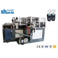 China Precision Straight Cup Forming Machine / Decorative Napkin Box Making Machine wholesale