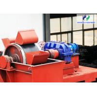 China TD Rubber Belt Bucket Conveyor For Hoisting Powdery And Granular Materials on sale