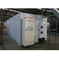 China Height 4.5m Sludge Dryer Machine PLC Programmable Controller High Efficiency wholesale