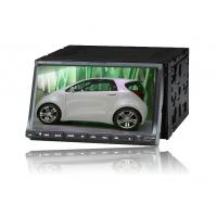 Quality OEM Touch Screen Bluetooth Car Radio DVD Player with GPS,Dual Zone, FM / AM / for sale