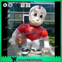 China Football Inflatable Player wholesale