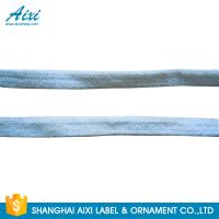 China Customized Webbing Polyester Woven Tape Flat For Garment / Bags wholesale