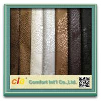 Quality Decorative Pvc Leather 0.6mm Thickness PVC Artificial Leather For Handbag for sale