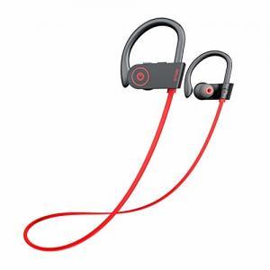China Bluetooth Headphones Wireless Earbuds IPX7 Waterproof Sports Earphones Mic HD Stereo Sweatproof in-Ear Earbuds wholesale