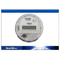 China Hexcell Socket Energy Meter Three Phase Electronic Revenue Active 1000imp/kWh wholesale
