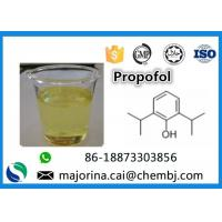 Buy cheap Propofol Anesthesia for Pain Killer General Anesthesia CAS:2078-54-8 from wholesalers