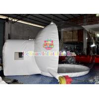 China Waterproof Inflatable Clear Tent Bubble Tent Fireproof Inflatable Beach Tent wholesale