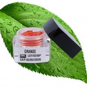 China Microblading Cream Eyebrow Tattoo Ink 38 Colors 5ml Orange Permanent Cosmetic Pigments wholesale