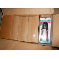 China Network RJ45 CCTV Installation Tools ,CAT5 Wire Cutting Stripping Crimping Tool wholesale
