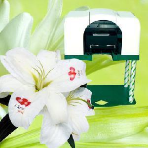 China Lily Printer Flower Printer (Un-Fl-Mn106) wholesale