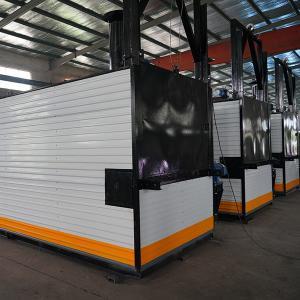 China Diesel Oil Burner Heating Container Loading 17 Kw Bitumen Equipment wholesale