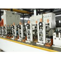 Buy cheap High precision square tube mill making machine production line from wholesalers
