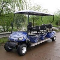 China 8 seater electric golf cart,golf cart with 8 person wholesale