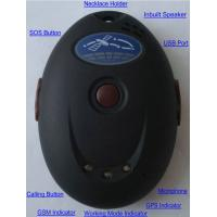 China XT107 Mini GSM SMS GPRS GPS Tracker W/ SOS and Speaker & Microphone for 2-Way Phone Talk wholesale