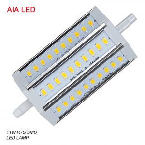 China LED-R7S-8038 AC85-265V IP20 dimmable 11W SMD 5630 R7S LED Lamp/ LED bulb for IP65 waterproof led flood light wholesale