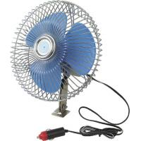 China Steel Mini Portable Durable Automotive Cooling Fans 12V/24V For Vehicle wholesale