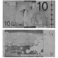 China 10 Euro Banknote silver money paper wholesale