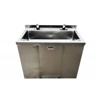 China Stainless Steel 316 Double Sink Clean Room Equipments wholesale