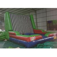 China Magic Outside Inflatable  Wall Rentals Blow Up Games For Kids wholesale