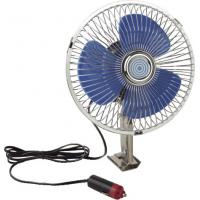 China Full Safety Metal Guard Car Cooling Fan For Trucks With Screw Mountings wholesale