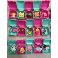 Shopkins Season 5 Lot Of 30 Shopkins + 30 Backpacks!
