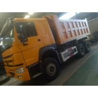 China Ventral Lifting Commercial 30 Ton Dump Truck Sinotruk Howo 5400 * 2300 * 1500mm wholesale