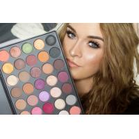 China Eye Makeup Brown Eyeshadow Palette 35 Colors Makeup Palette 35c-A Eye shadow wholesale