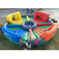 China Life Size Giant Human Inflatable Hungry Hippos Game For Kids N Adults Interactive Entertainment wholesale