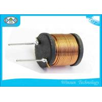China Auto Mounting Wire Wound Power Inductor For Switching Power , Diameter 8mm Height 10mm wholesale