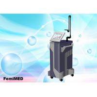 China High Efficienty RF Tube Co2 Fractional Laser Machine for Skin Rejuvenation / Wrinkle Removal on sale