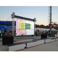 China Lightweight full color P4 led outdoor display board 5 years warranty wholesale