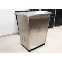 China Off-Grid Power Distribution Cabinet Outdoor Stainless Steel Distribution Cabinet on sale