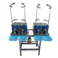 China Auto Embroidery Thread Winding Machine 4 Spindle CE Certification 87KG wholesale