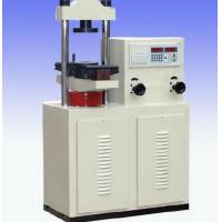 China load cell brick compression testing machine YES-300 300KN on sale