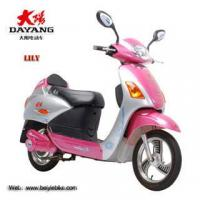 China Lily:Lovely Electric Scooter;350w Motor;48v 20ah Battery wholesale