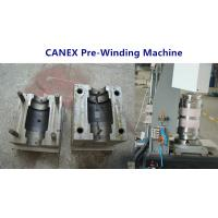 China CANEX Pre winding machine for coated wire onto inner Core Moulds and Moulds - winding wire into core wholesale