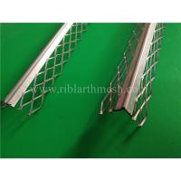 Buy cheap Professional Galvanized Angle Bead Drywall Metal 0.35mm Thickness from wholesalers