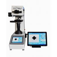 China Fully Automatic Vickers Hardness Tester Large Touch Screen CCD System wholesale