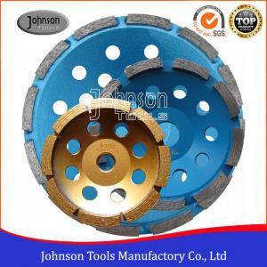 China Single Row Metal Bonded Diamond Grinding Wheels 105-180mm SGW wholesale