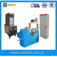 China KHGT Straight tube butt welding machine wholesale
